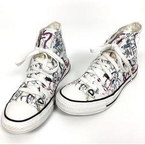 Converse All Star Graffiti Hi-Tops
